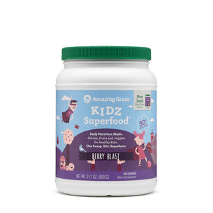 KIDZ Superfood - Berry Blast | GNC