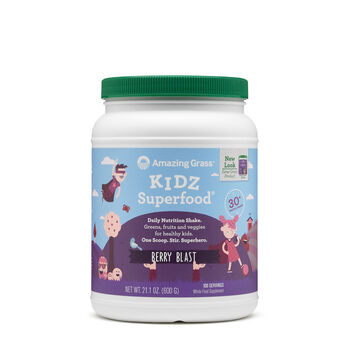 Kidz Superfood® - Berry BlastBerry Blast | GNC