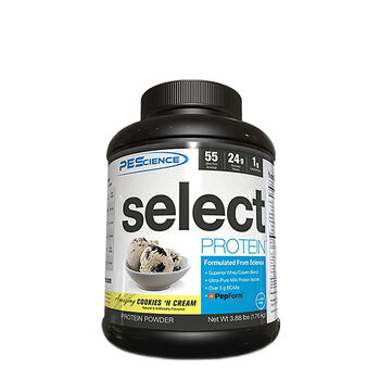 Select Protein™ - Amazing Cookies 'N CreamAmazing Cookies 'N Cream | GNC