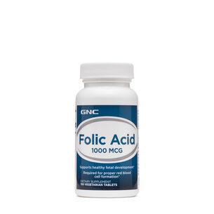 GNC 엽산 폴릭애씨드 Folic Acid 1000 MCG