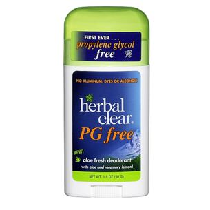 Herbal Clear® PG free | GNC