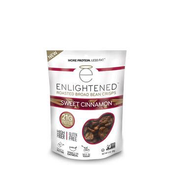 Roasted Broad Bean Crisps - Sweet CinnamonSweet Cinnamon | GNC
