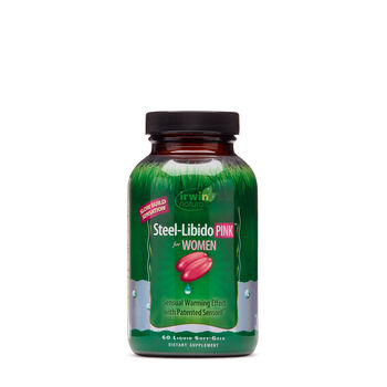 Steel-Libido PINK™ for Women | GNC