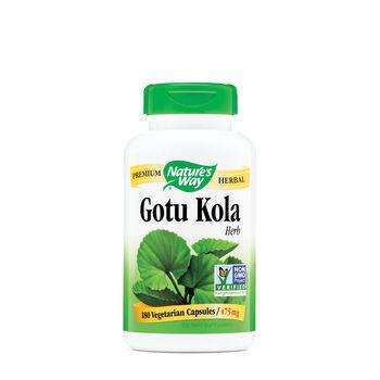 Gotu Kola | GNC