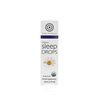 Organic Sleep Drops | GNC
