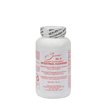 Intestinal Cleanser #9 Natural Bulking Agent   GNC