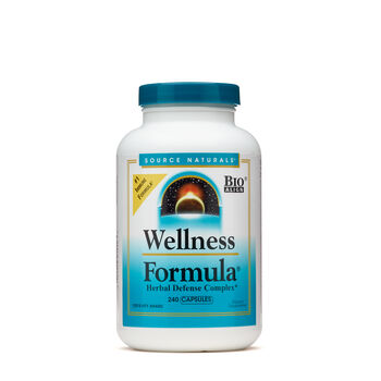 Wellness Formula Herbal Defense Complex | GNC