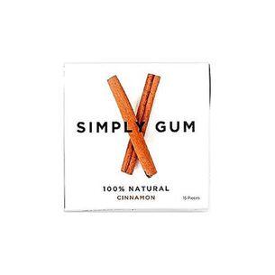 Simply Gum - Natural CinnamonNatural Cinnamon | GNC