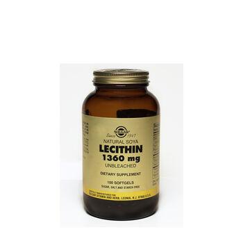 Natural Soy Lecithin 1360mg | GNC