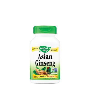 Asian Ginseng | GNC