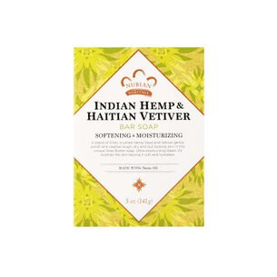 Indian Hemp & Haitian Vetiver Bar Soap | GNC