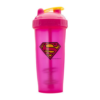 Pink Supergirl   GNC