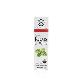 Organic Focus Drops | GNC