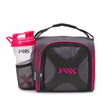 FitPak - Black with Pink | GNC