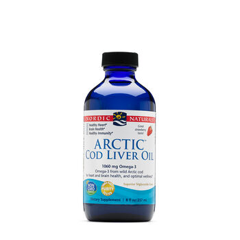 Arctic™Cod Liver Oil - StrawberryStrawberry | GNC