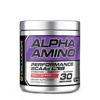 Alpha Amino™ - Fruit PunchFruit Punch   GNC