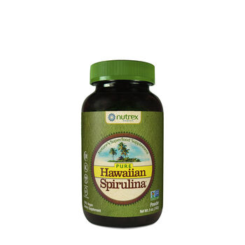 Pure Hawaiian Spirulina Powder | GNC
