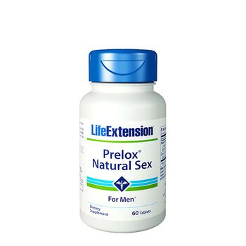 Prelox Natural Sex | GNC