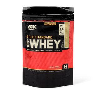 Gold Standard 100% Whey Vanilla Ice CreamVanilla Ice Cream | GNC