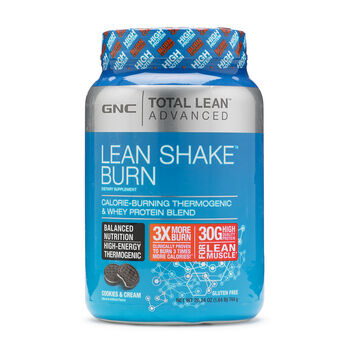 Lean Shake ™ Burn - Cookies and CreamCookies and Cream | GNC