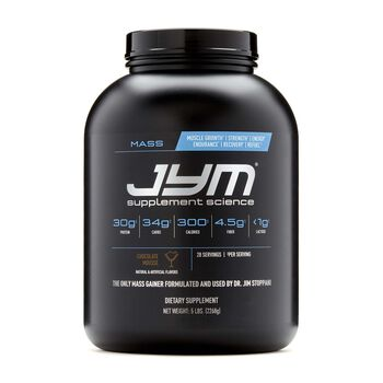 Mass Jym - Chocolate MousseChocolate Mousse | GNC