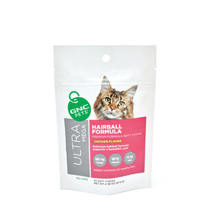 Ultra Mega Hairball Formula - Chicken Flavor | GNC