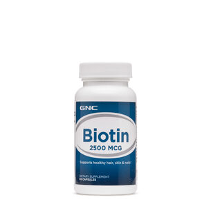 Biotin 2500 MCG | GNC