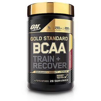 Gold Standard BCAA™ Train + Recover - Cranberry LemonadeCranberry Lemonade | GNC