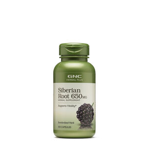 Siberian Root 650 MG | GNC