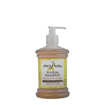 Wash and Shampoo Shea Butter and Calendula - Tangerine & Vanilla | GNC