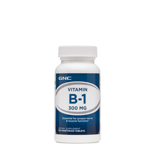 GNC Vitamin B-1 300 MG