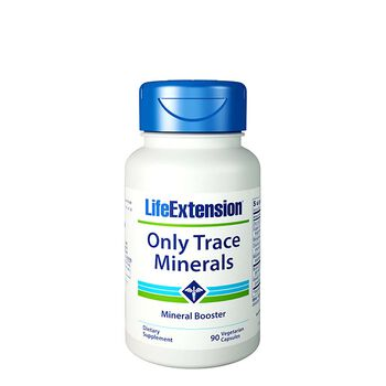 Only Trace Minerals | GNC