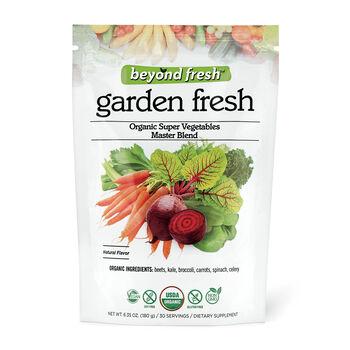 Garden Fresh   GNC