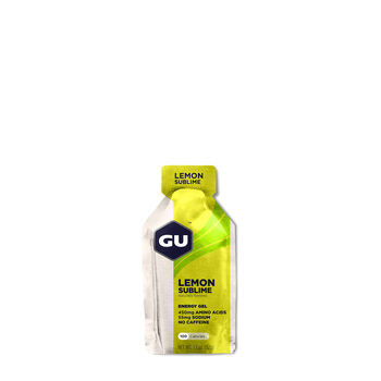 Energy Gel - Lemon SublimeLemon Sublime | GNC