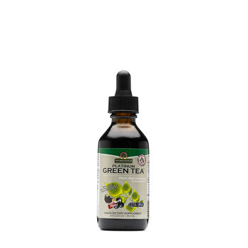 Platinum Green Tea Mixed Berry Flavor | GNC