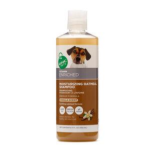 Moisturizing Oatmeal Shampoo - Soothing Vanilla Scent   GNC