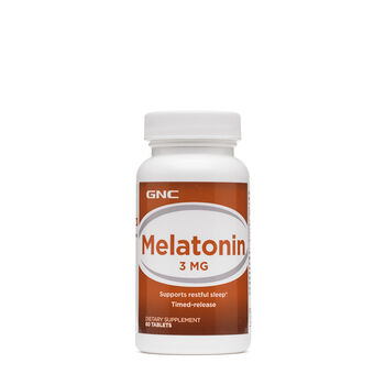 Melatonin 3 mg | GNC