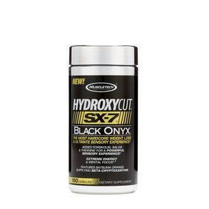 Hydroxycut® SX-7™ Black Onyx™ | GNC