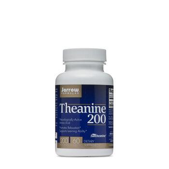 Theanine 200 mg | GNC