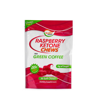 Raspberry Ketone with Green Coffee Bean | GNC