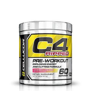 C4 Ripped Pre-Workout - Cherry LimeadeCherry Limeade | GNC