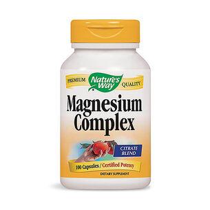 Magnesium Complex Citrate Blend | GNC