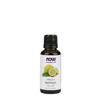 100% Pure Lemon Oil | GNC