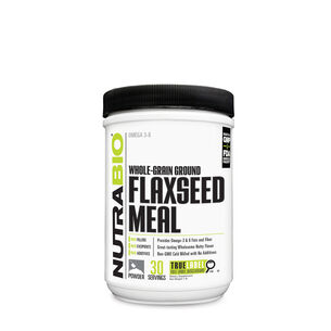 Whole-Grain Ground Flaxseed Meal | GNC