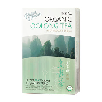 100% Organic Oolong Tea | GNC