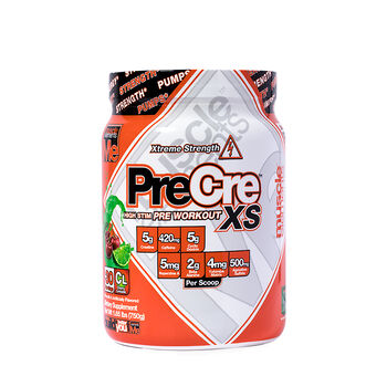 PreCre XS - Cherry LimeadeCherry Limeade | GNC