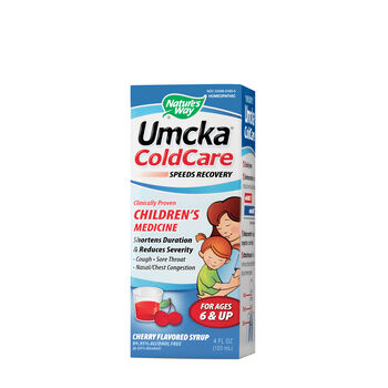 Umcka® ColdCare Children's Medicine - Cherry   GNC