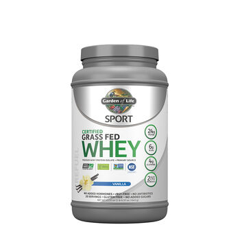 Garden of life organic plant based protein vanilla gnc - Garden of life plant based protein powder ...