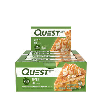 Quest Bar – Apple PieApple Pie   GNC