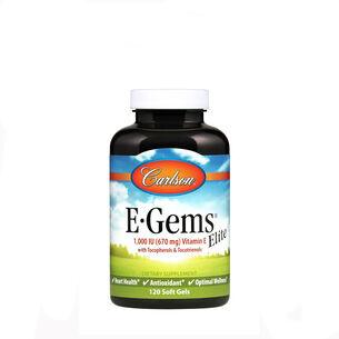 E-Gems® Elite Natural Vitamin E - 1000 IU | GNC